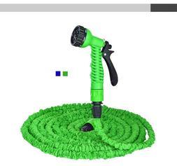 100 Feet 100FT Expandable Flexible Garden Water Hose+Spray N
