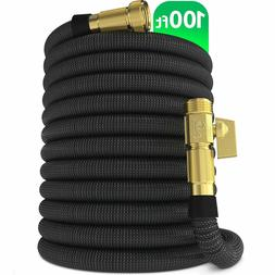 Nifty Grower 100ft Garden Hose, New Expandable Water Hose Do