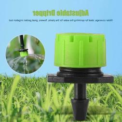 10PCS Micro Drip Irrigation Self Watering Garden Hose Spray