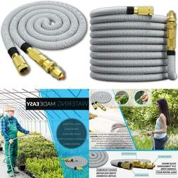 Titan 15Ft Garden Hose - All New Expandable Water Hose With