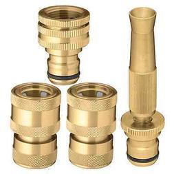 Orbit 18mm Brass Quick Connect Garden Hose Set – Tap Adapt