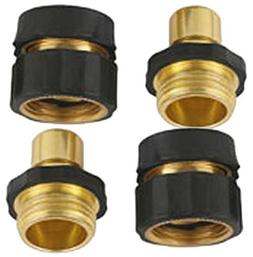 2 Set A8011 Power Pressure Washer Garden Hose Brass Quick Co