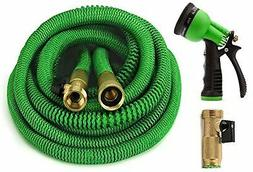 ALL NEW 2017 Expandable Garden Hose Set 50 Feet