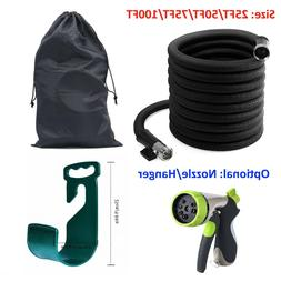 Latest Best Flexible Expandable Garden Hose Nickel Brass Con