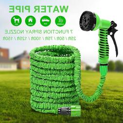 25FT-150FT Garden <font><b>Hose</b></font> Water Pipe Spray