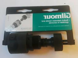 Gilmour 2939 Complete Garden Hose Quick-Connect Set New In P
