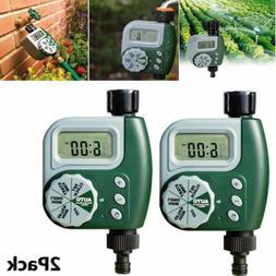 2pcs Dial Garden Hose Digital Water Timer ~ Orbit 62061 ~ Ne
