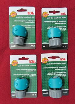 4 Ace 1/2  Garden Hose Repair Mender Female & Male