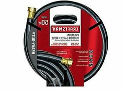 """Craftsman 5/8"""" x 50' All-Rubber Garden Hose Free and Fast Sh"""