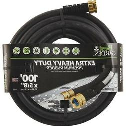 5 8 x100 rubber watering garden hose