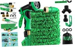 50 feet Expandable Garden Hose, Water Hose, With Triple Laye
