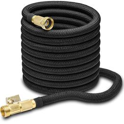 50ft Garden Hose Expandable Water Hose with Double Latex Cor