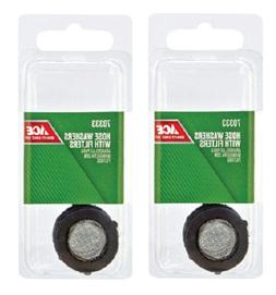 ACE 70333 Water Garden Hose Washers w/ Filters 6 Pack - FREE