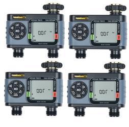 Melnor 73100 Hydrologic 2 Zone Digital Timr