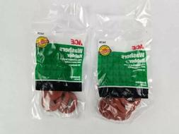 Ace #74129 Rubber Garden Hose Washers -  2 packages of 10