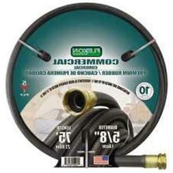 75 Ft. Commercial Premium Rubber  Lawn Garden Hose