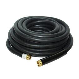 "Apache 98108809  3/4"" x 100' Industrial Rubber Water Hose As"