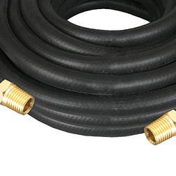 Apache 98129855 Multipurpose Hose, 5/8X50', 200 psi, Black,