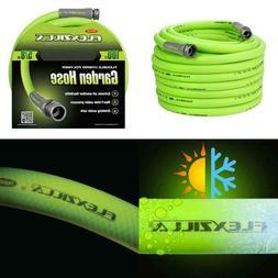 All Weather Flexzilla Green Garden Hose Legacy 5/8 In. X 100