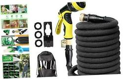 aqsure 25ft garden hose expandable no kink