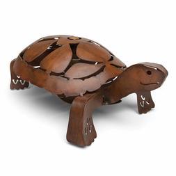 Artist Inspired Rustic Turtle Sprinkler, Hand Crafted, Hooks