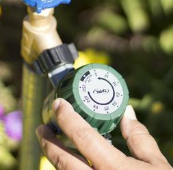 Automatic Mechanical Hose Watering Timer Faucet Garden Sprin