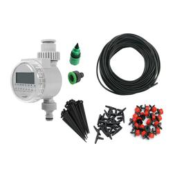 Automatic Micro Drip Irrigation System Watering Hose Garden