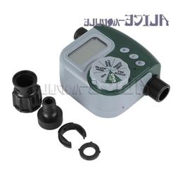 "Automatic water timer 3/4"" garden/greenhouse irrigation hose"