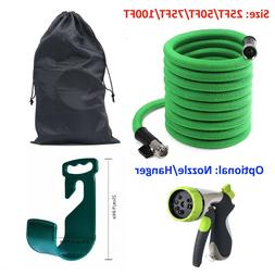 Best Heavy Duty Flexible Expandable Garden Water Hose 25ft 5