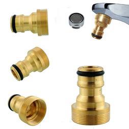 brass garden hose tap connector 3 4