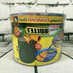 Pocket Hose Bullet 50 FT EXPENDABLE 6X STRONGER - AS SEEN ON
