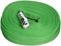 "Swan CMGUF12050 Miracle GRO Green Flex Garden Hose, 1/2"" x 5"