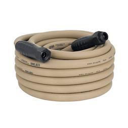 Flexzilla Colors 50 Foot Garden Water Hose w/ SwivelGrip Con