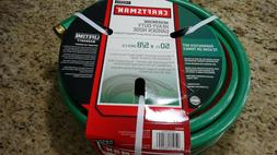 craftsman heavy duty neverkink garden hose 50ft x 5/8in NEW