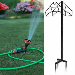 Detachable Garden Hose Holder Metal Water Hanger Heavy Duty