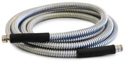 Armadillo Hose DH10 1/2-Inch by 10-Foot Galvanized Steel Dur