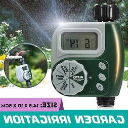 Digital Electronic Hose Sprinkler Watering Timer Garden Irri