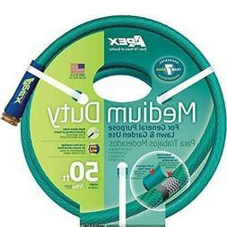 Apex, 8535-50,  Medium Duty Garden Hose, 5/8-Inch by 50-Feet
