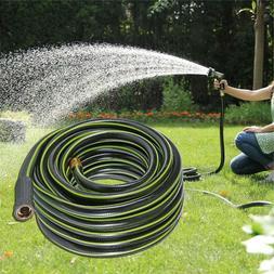 Expandable Flexible Garden Water Hose 3/4 in, 25 ft, Heavy-D
