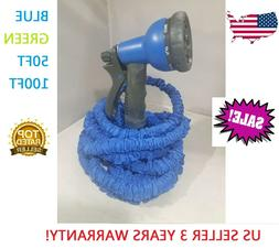 expandable flexible magic hose 50 100ft water