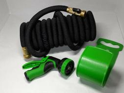 Expandable Garden Hose 50FT, Water Hose for Lawns and Pet Ca