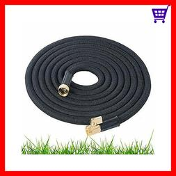 Expandable Garden Hose 75 Ft Long | Heavy Duty Water Hose |