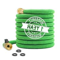 expandable garden hose amtake 50ft expanding water