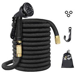 Anteko Expandable Garden Hose, 50ft Strongest Expandable Wat