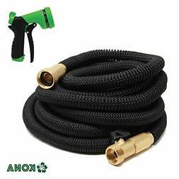 expandable garden hose set 50 feet