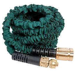 Expandable Hose with Sprayer Strongest Expanding Garden Hose