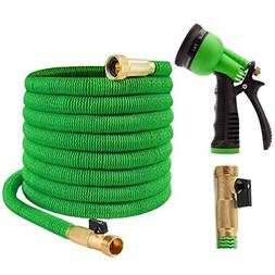 Joeys Garden Expandable Garden Hose - 50 Feet - Extra Strong