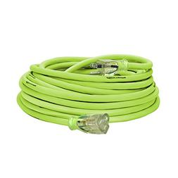 Flexzilla 722-123050FZL5F Pro, 12/3 AWG SJTW, ft, Lighted Pl
