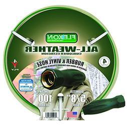 Flexon FAW58100 5/8-Inch x 100-Foot All-Weather 4-Ply Medium