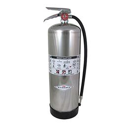 Fire Extinguisher, 2.5 gal. Capacity, Water Fire Extinguishe